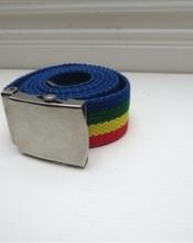 Fargerikt belte
