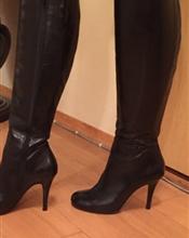 Bianco støvler.