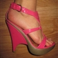 Cerice Wedges fra Forever 21