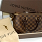 Selger louis vuitton damier speedy  100% ekte