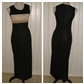 H&M lang kjole str. 34