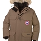 Kj&#248;pte en Canada Goose fra nelly ifjor vinter, &#229; til min store fortvilelse rakk jeg bare &#229; bruke den..