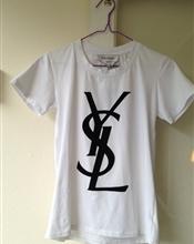 YSL Logo t-skjo..