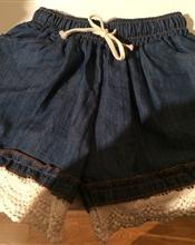 Shorts med blon..