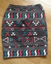 Aztec/Tribe skj..
