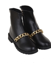 Boots m/detalje..