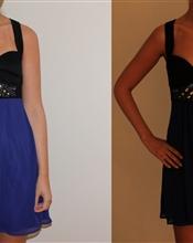 Nydelig kjole f..