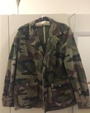 millitær jakke