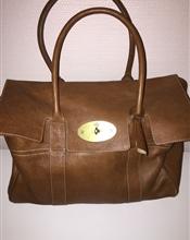 Selger min mulberry veske. Høyde;26,5 Vidde;36 Dybde;16,5 Handle drop:15,5 Oak natural leather