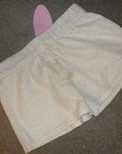 Blonde shorts