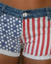 Shorts m flagg