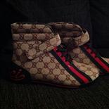 Gucci sko helt ..